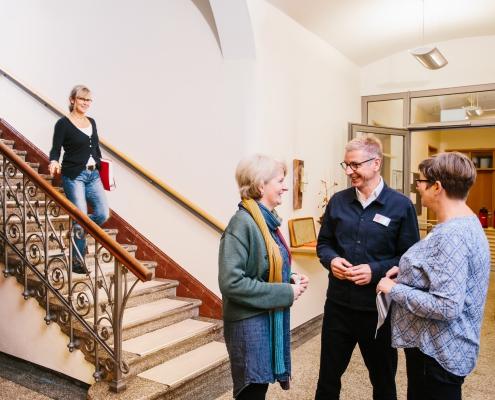 Spenden in Hamburg: Das Hospiz und das dortige Team bieten schwerkranken und sterbenden Menschen Schutz und Fürsorge in der letzten Lebensphase