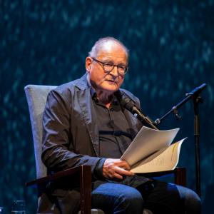 Burghart Klaußner liest im Schauspielhaus
