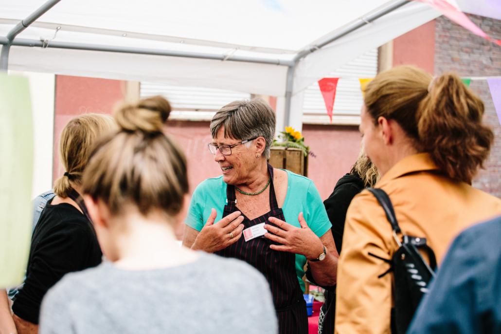 Ehrenamt bei Hamburg Leuchtfeuer: Das Hospiz-Sommerfest
