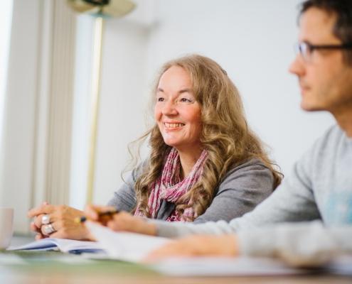 Spenden in Hamburg: Das Team von Aufwind kann auf über 25 Jahre Erfahrung in der psychosozialen Begleitung zurückblicken