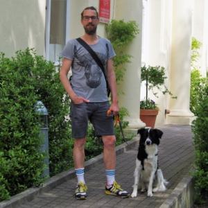 Gernot Hagemann, Ehrenamtlicher vom Hamburg Leuchtfeuer Hospiz, zum Tag der Pflegekräfte