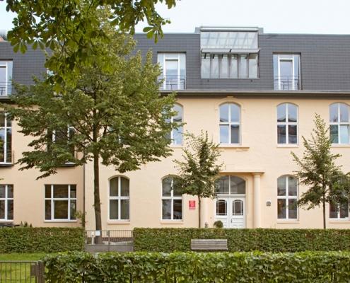 Seit 1998 hat das Hospiz auch dank zahlreicher Spenden in Hamburg St. Pauli geöffnet