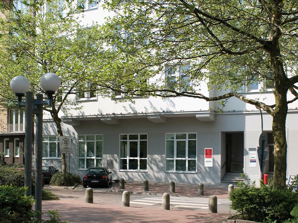 Spenden in Hamburg: Das 2007 in Altona gegründete Lotsenhaus von Hamburg Leuchtfeuer