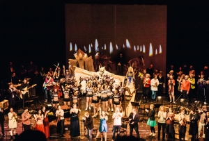 Letzte Lieder 2017 im Deutschen Schauspielhaus
