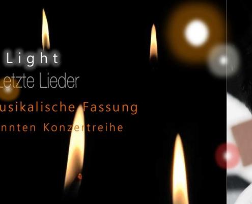 Titelbild Letzte Lieder Light