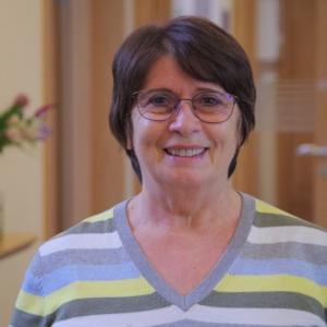 Lisa Imgrund vom Hamburg Leuchtfeuer Hospizzum Tag der Pflegekräfte