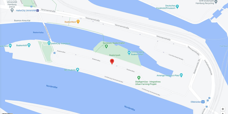 Karte: Standort Festland