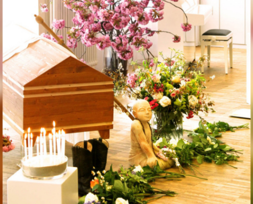 News-Header Trauerfeier im Lotsenhaus