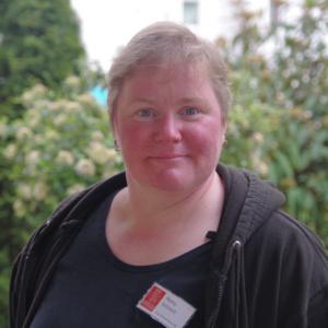 Romy Krönert vom Hamburg Leuchtfeuer Hospiz zum Tag der Pflegekräfte