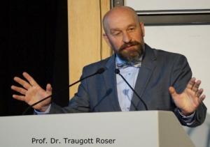 Prof. Dr. Traugott Roser