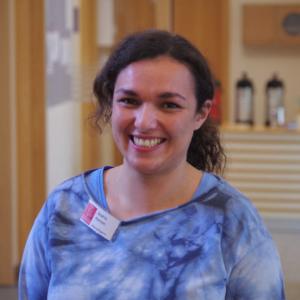 Sophia Hansen vom Hamburg Leuchtfeuer Hospiz zum Tag der Pflegekräfte
