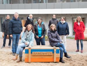 Das Team von Aufwind, der psychosozialen Begleitung für Menschen mit HIV